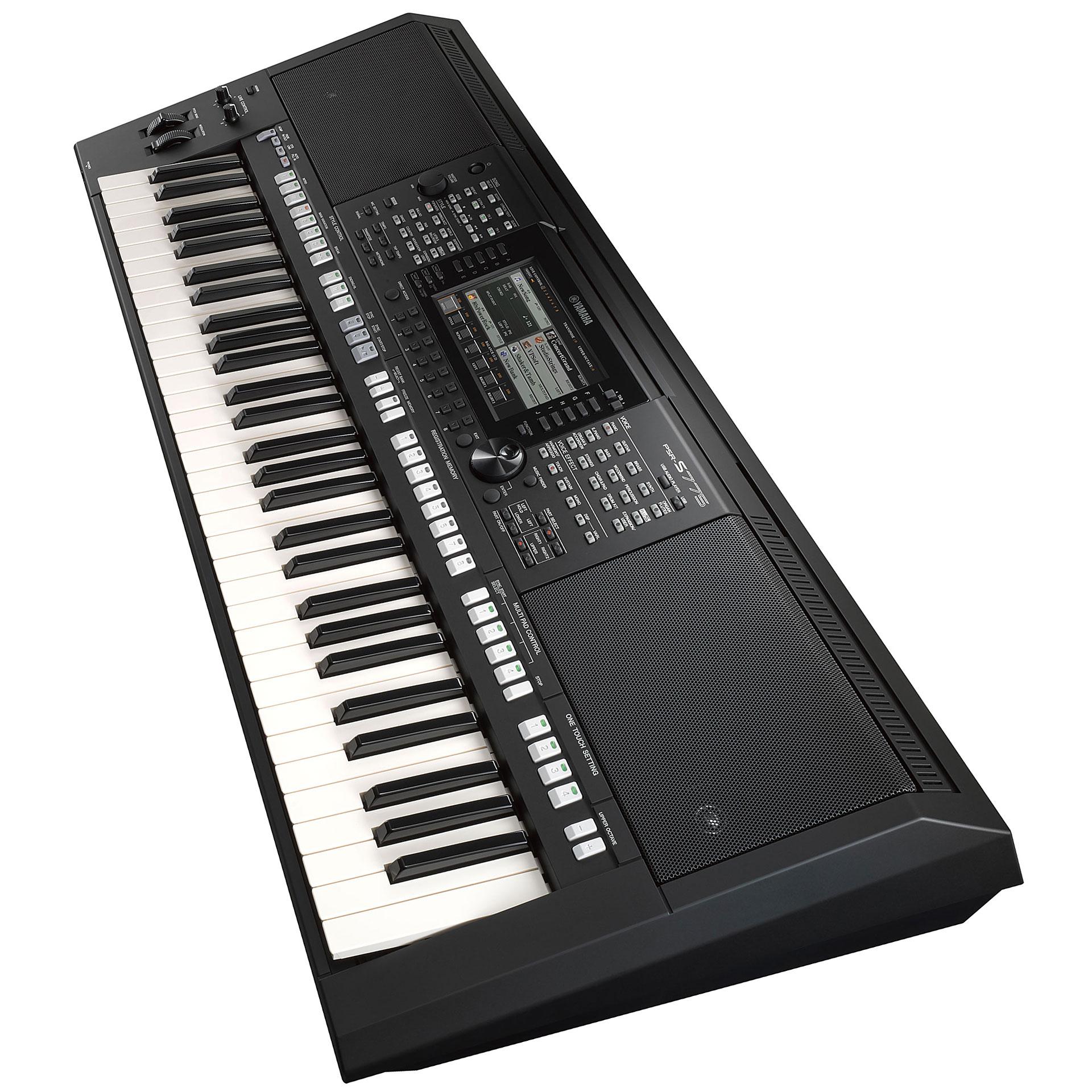yamaha psr s775 keyboard. Black Bedroom Furniture Sets. Home Design Ideas