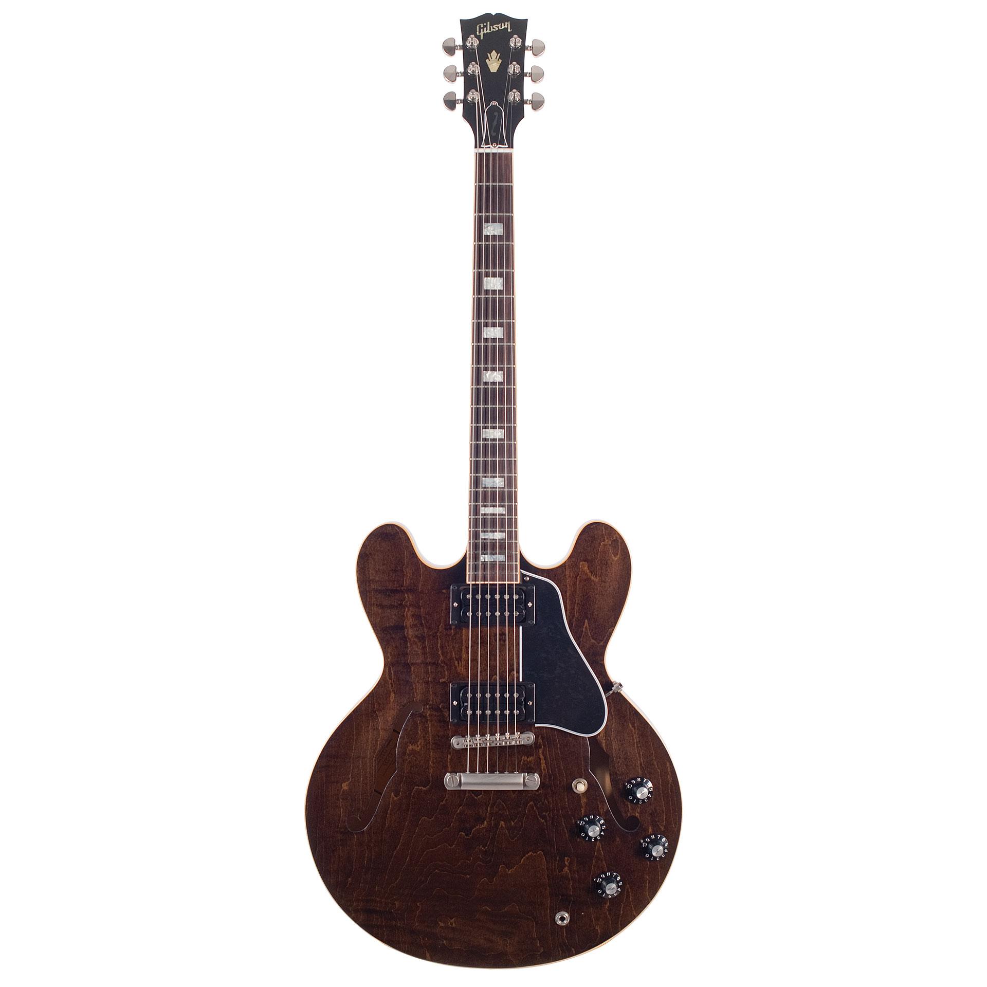 Gibson 2018 ES 335 Satin Walnut
