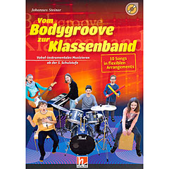 Helbling Vom Bodygroove zur Klassenband « Instructional Book