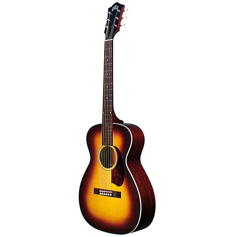 Westerngitarre Guild M-40E Troubadour Antique Burst