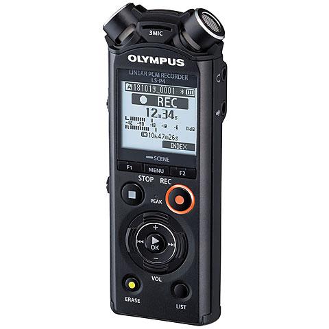Enregistreur numérique Olympus LS-P4