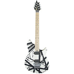 EVH Wolfgang Special B/W Stripes  «  Electric Guitar