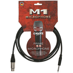 Klotz M1 Prime Microphone M1FP1K0500 « Microphone Cable