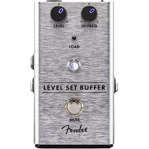 fender level set buffer pedal guitar effect. Black Bedroom Furniture Sets. Home Design Ideas
