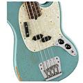Bajo eléctrico Fender JMJ Road Worn Mustang Bass DBL RW