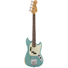 Fender JMJ Road Worn Mustang Bass DBL RW « Basse électrique