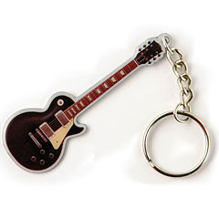 Rockbites Les Paul schwarz « Schlüsselanhänger