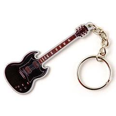 Rockbites SG schwarz « Schlüsselanhänger