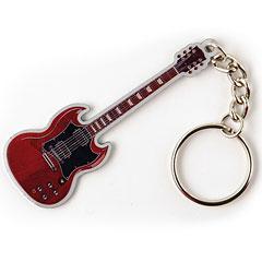 Rockbites SG Rot « Schlüsselanhänger