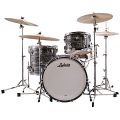 Ludwig Classic Maple Fab Four Vintage Black Oyster « Batterie acoustique