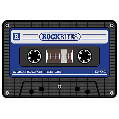 Alfombrilla para ratón Rockbites Mousepad Tape, Blau