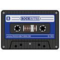 Tapis de souris Rockbites Mousepad Tape, Blau