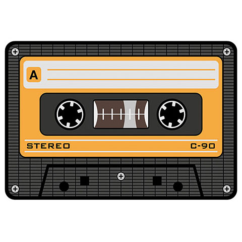 Rockbites Mousepad Tape, Orange
