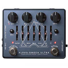 Darkglass Alpha Omega Ultra « Bass Guitar Effect