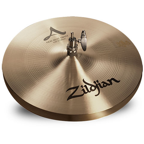 Zildjian A 12  New Beat HiHat