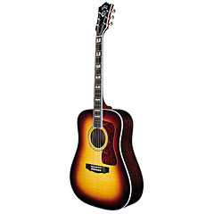 Guild D-55E Antique Burst « Acoustic Guitar