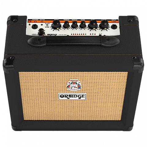 E-Gitarrenverstärker Orange Crush 20RT BK