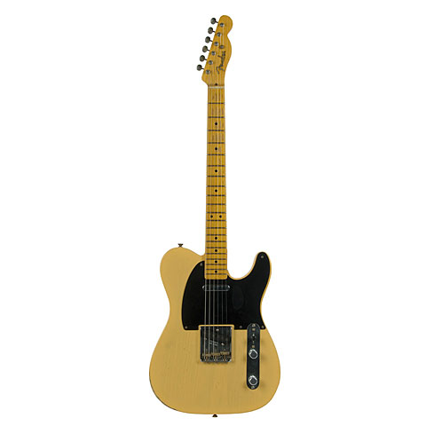Fender Custom Shop. Heavy Relic Nocaster « Electric Guitar