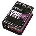 DI-Box/splitter Radial USB-pro