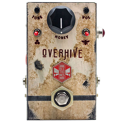 Guitar Effect Beetronics Overhive