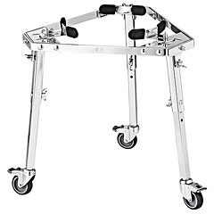 Meinl Professional Conga Stand with Wheels « Stand percussions