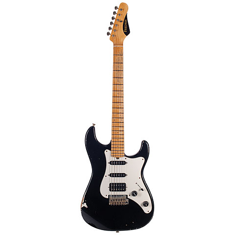 Friedman Vintage-S- AMBPH+SS BK « E-Gitarre