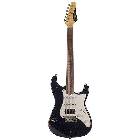 Friedman Vintage-S- ARBPH+SS BK « E-Gitarre