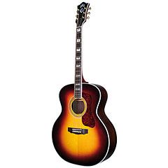 Guild F-55 Antique Burst « Acoustic Guitar