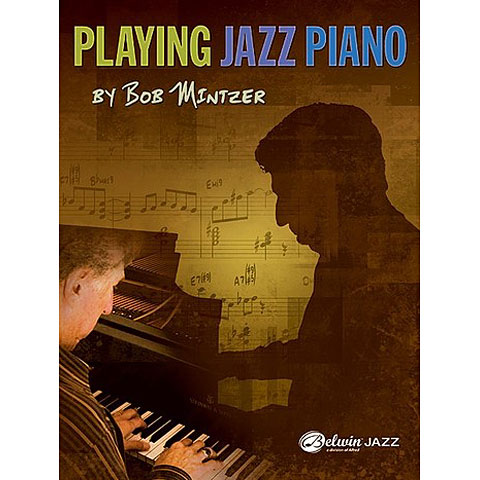 Notenbuch Alfred KDM Playing Jazz Piano