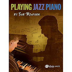 Alfred KDM Playing Jazz Piano « Libro de partituras