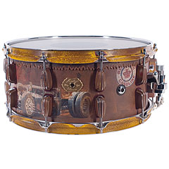 "Masshoff Drums 14"" x 6,5"" Rat Rod Fever Twin Shell Snare « Caisse claire"