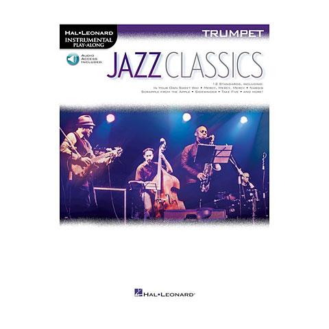 Play-Along Hal Leonard Jazz Classics for Trumpet