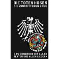 Cancionero Music Sales The Little Black Songbook - Die Toten Hosen