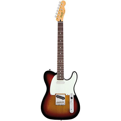 Squier Classic Vibe Tele Custom 3TSB « Guitare électrique