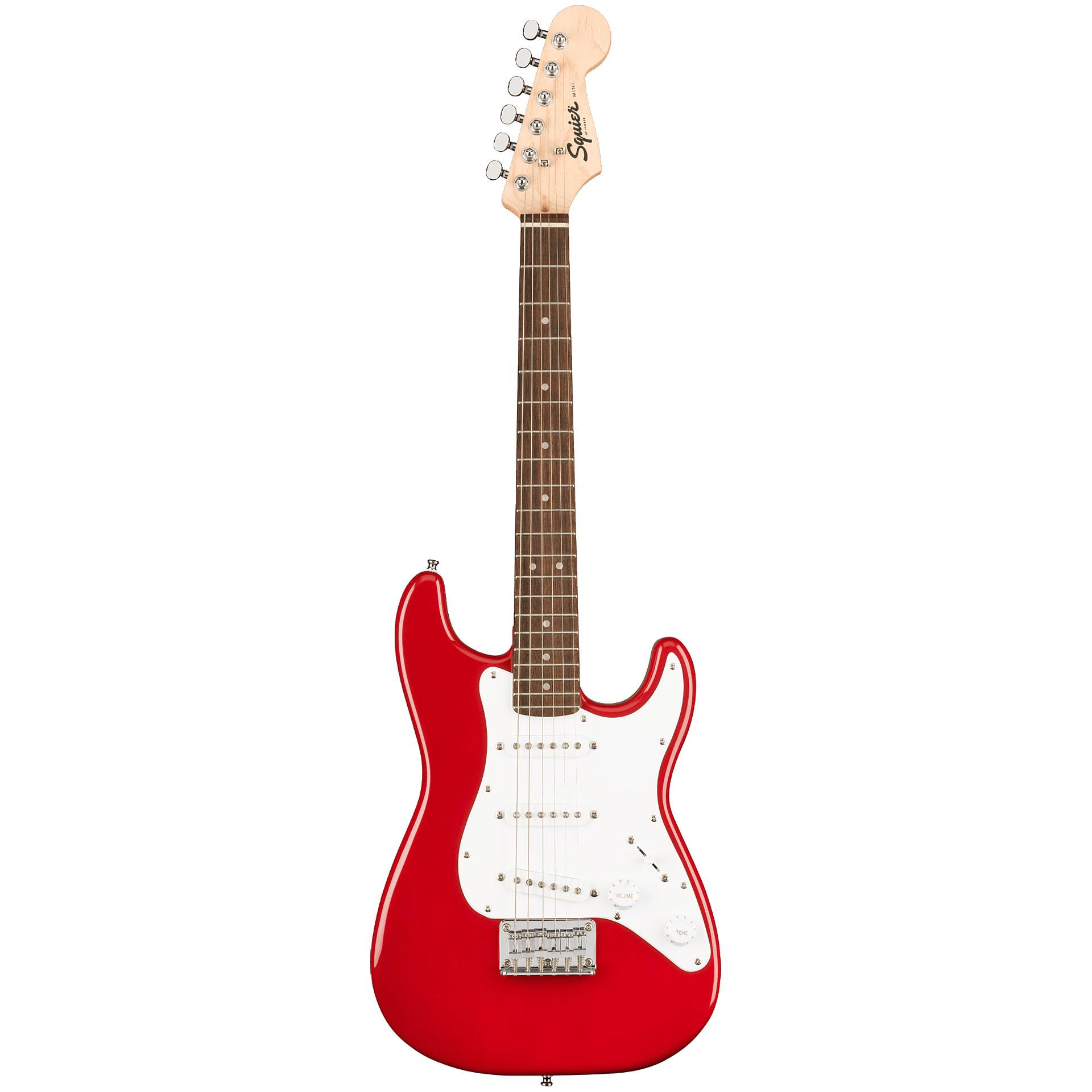 squier mini strat trd v2 guitare lectrique. Black Bedroom Furniture Sets. Home Design Ideas
