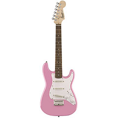 Squier Mini Strat PINK V2 « Electric Guitar