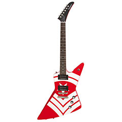 Electric Guitar Epiphone Ltd, -Edition Jason Hook M4 Explorer, Electric Guitars, Guitar/Bass