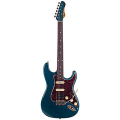 Haar Traditional S aged Ocean Turquoise, RW « Electric Guitar