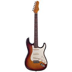Haar Traditional S aged 3-Tone-Sunburst, RW  «  E-Gitarre