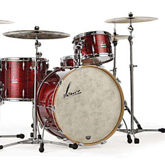 Sonor Vintage Series VT16 Three22 Red Oyster « Drum Kit