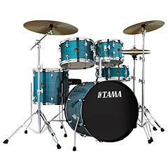 "Tama Rhythm Mate 20"" Hairline Blue « Batterie acoustique"