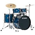 "Drumstel Tama Rhythm Mate 22"" Hairline Blue"