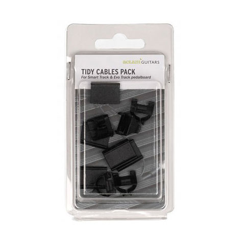 Effektzubehör Aclam Guitars Tidy Cables SE Pack