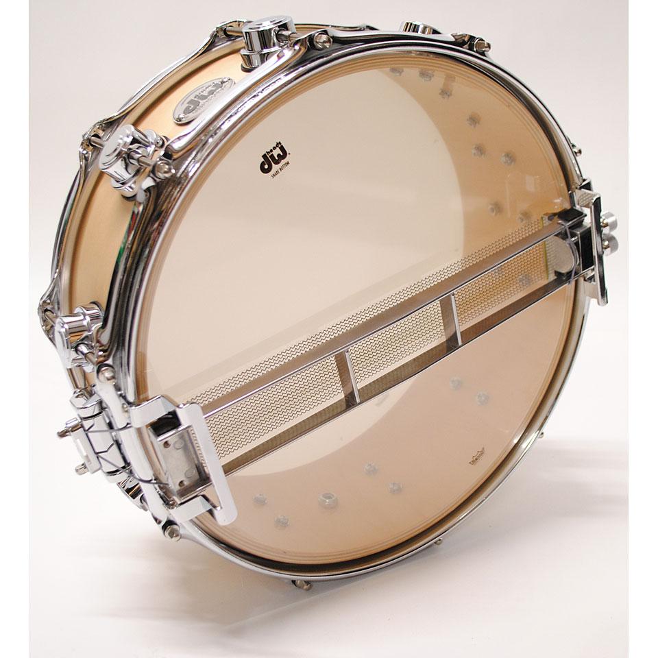 dw true sonic 14 x 5 natural satin oil snare drum snare drum. Black Bedroom Furniture Sets. Home Design Ideas