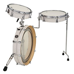 "DW Performance 20"" White Marine Low Pro Kit « Batería"