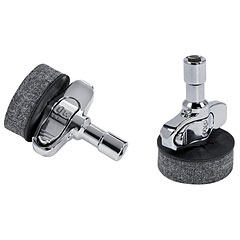 DW Quick Release Wing Nut Drum Key 2 Pcs. « Llave de afinación