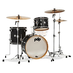 "pdp Concept Classic 18"" Wood Hoop Bop Kit Ebony « Batterie acoustique"