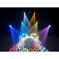 Lyres Eurolite LED TMH-X10 Moving-Head Beam
