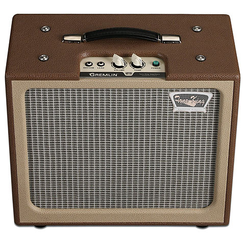 Amplificador guitarra eléctrica Tone King Gremlin Combo BROWN/CREAM