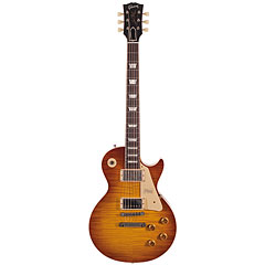 Gibson 1959 Les Paul Reissue Iced Tea, Lightly Aged « Elektrische Gitaar